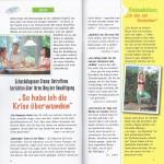 """Foto des Artikels """"Fotoaktion: Ich bin ein Beuteltier"""", besser.-Magazin Ausgabe 3-2014"""